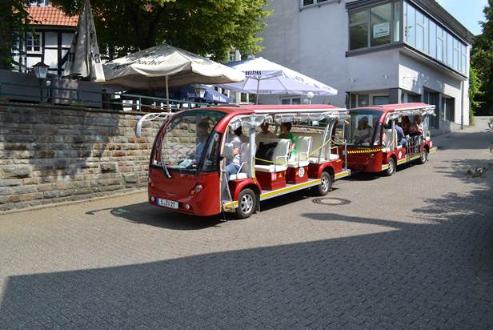 Elektrobahn Carobahn Fahrzeuge